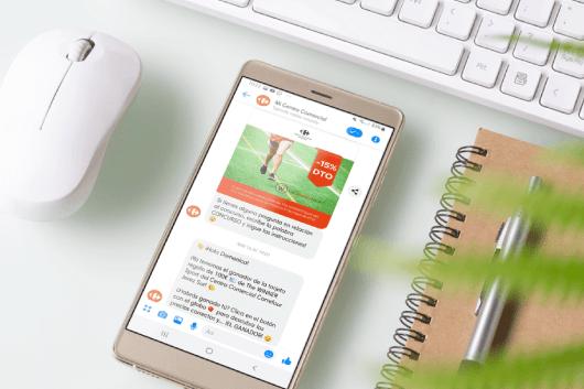 chatbot juego messenger